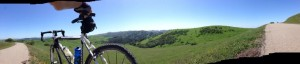 Cross ride in Wildcat Canyon