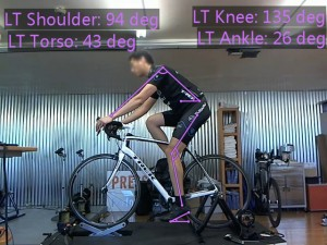 Bike Fit Angles