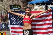 Olympic Marathoner