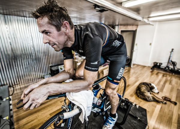 Indoor Computrainer Cycling Classes